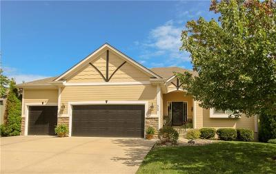 Raymore MO Single Family Home For Sale: $319,900