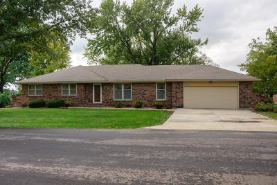 Basehor Single Family Home Show For Backups: 2102 N 154th Terrace