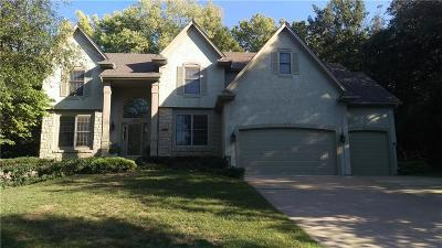 Shawnee Single Family Home For Sale: 7633 Bell Road