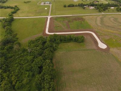Douglas County Residential Lots & Land For Sale: Lot 4 N 1000 Road
