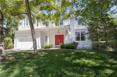 Olathe Single Family Home For Sale: 10345 S Hollis Lane