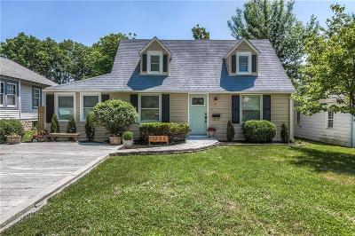 Kansas City Single Family Home For Sale: 7805 Madison Avenue