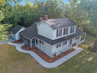 Liberty Single Family Home For Sale: 1316 Nashua Road