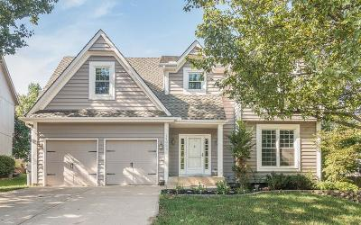 Olathe Single Family Home For Sale: 11952 S Rene Street