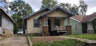 Kansas City Single Family Home For Sale: 5327 Park Avenue