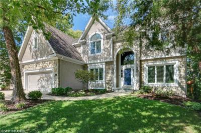 Olathe Single Family Home For Sale: 11022 S Whitetail Lane