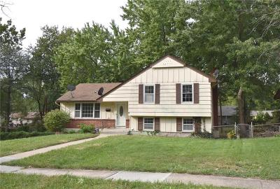 Raytown Single Family Home For Sale: 10607 E 80th Street