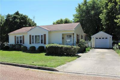 Lafayette County Single Family Home For Sale: 501 SW 7th Street