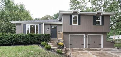 Olathe Single Family Home For Sale: 1608 S Lindenwood Drive