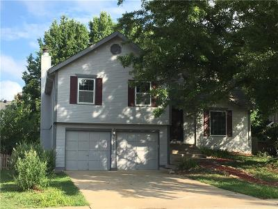 Olathe Single Family Home For Sale: 14716 S Brougham Drive