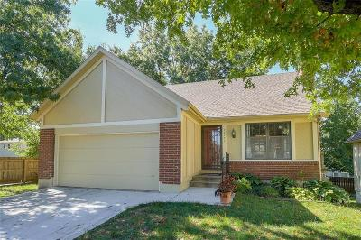 Shawnee Single Family Home For Sale: 12132 W 67th Street