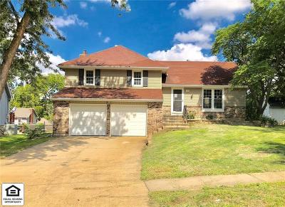 Olathe Single Family Home For Sale: 536 E 126 Street