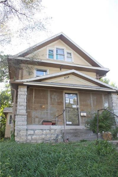 Jackson County Single Family Home For Sale: 4148 Troost Avenue