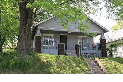 Kansas City KS Single Family Home For Sale: $48,000