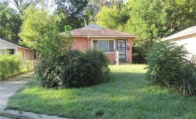 Kansas City MO Single Family Home For Sale: $23,900