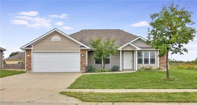 Gardner Single Family Home For Sale: 30235 W 184th Terrace