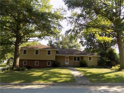 Leavenworth Single Family Home For Sale: 1901 Osage Street