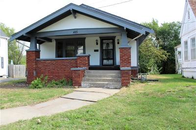 Cameron Single Family Home For Sale: 425 S Walnut Street