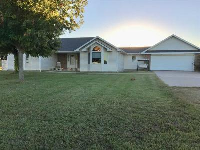 St Joseph Single Family Home For Sale: 19324 State Route Dd