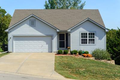 Edwardsville Single Family Home For Sale: 1553 S 105th Court