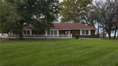 Tonganoxie Single Family Home For Sale: 19829 207 Street