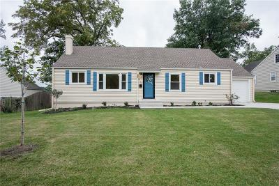 Roeland Park Single Family Home Show For Backups: 4713 W 57th Street