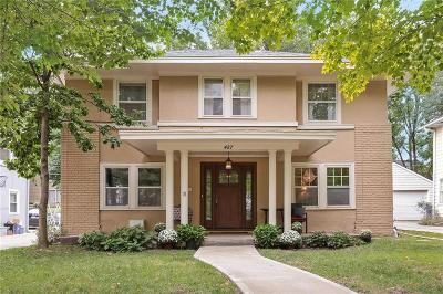 Single Family Home Contingent: 427 W 60th Terrace
