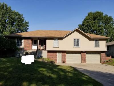 Blue Springs Single Family Home For Sale: 301 SE Alger Drive