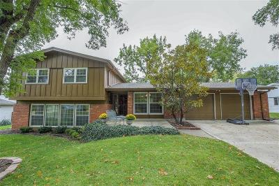 Overland Park Single Family Home For Sale: 5509 W 88th Terrace