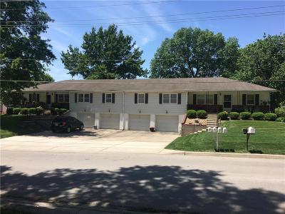 Multi Family Home For Sale: 616 S Wellington Street