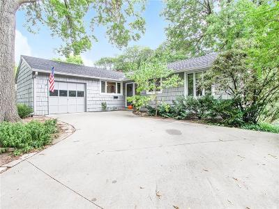 Prairie Village Single Family Home For Sale: 7807 Canterbury Street