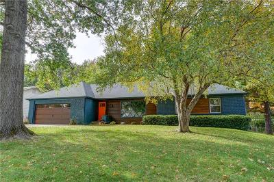 Johnson-KS County Single Family Home For Sale: 6310 Outlook Drive
