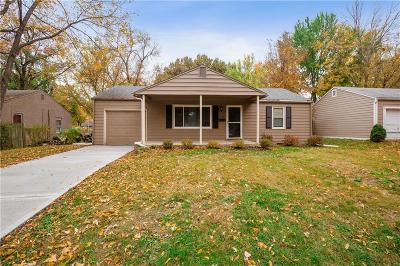 Shawnee Single Family Home For Sale: 11407 W 69th Street