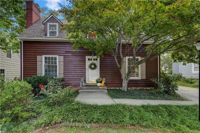 Fairway Single Family Home For Sale: 5328 Chadwick Road