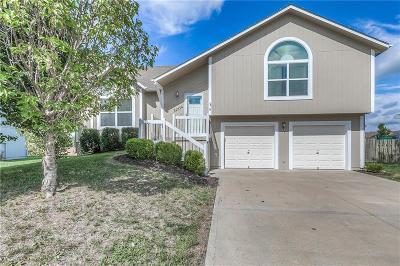 Gardner Single Family Home For Sale: 32534 W 172nd Terrace