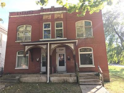St Joseph MO Multi Family Home For Sale: $45,900