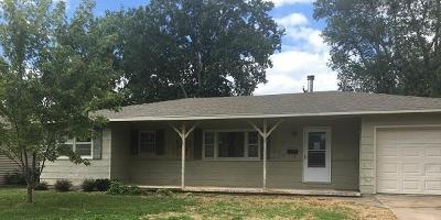 Henry County Single Family Home For Sale: 811 6th Street Terrace