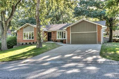 Single Family Home For Sale: 4215 NW Claymont Drive