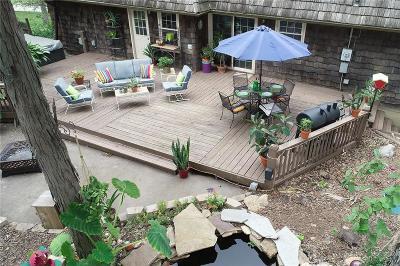 Lenexa Single Family Home For Sale: 8801 Hirning Road