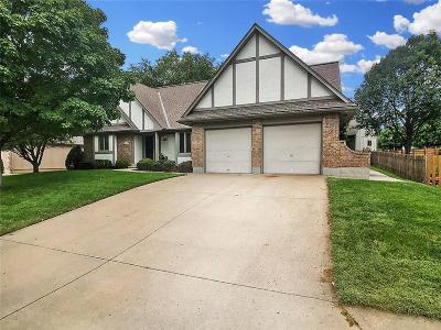 Blue Springs Single Family Home For Sale: 1087 NE Greenwood Court
