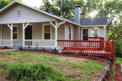 Single Family Home For Sale: 4842 N White Avenue
