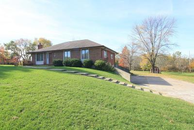 Excelsior Springs Single Family Home For Sale: 15608 Hickory Circle