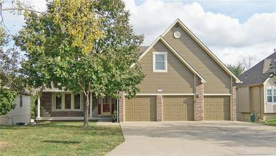 Lee's Summit Single Family Home For Sale: 1113 SW Summit Hill Drive