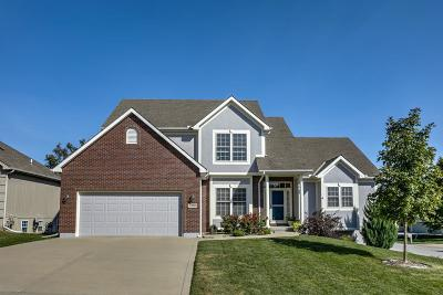 Kearney Single Family Home Contingent: 1205 Silhouette Drive