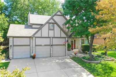 Lenexa Single Family Home For Sale: 7729 Oakview Lane