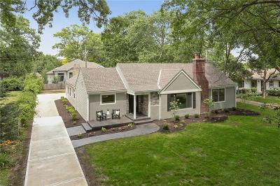 Leawood Single Family Home For Sale: 2512 W 90 Street