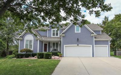 Overland Park Single Family Home For Sale: 13145 Bluejacket Street