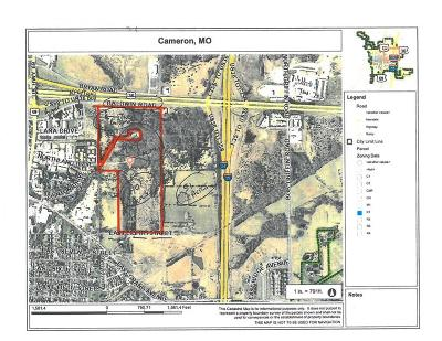 Dekalb County Residential Lots & Land For Sale: 40 Ac E 8th Street
