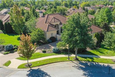Leawood Single Family Home For Sale: 13801 Canterbury Street