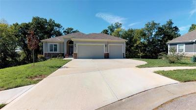 Clay County Single Family Home For Sale: 3401 NE 79th Terrace